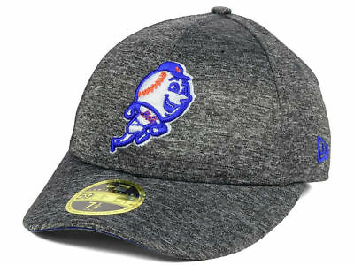 wholesale dealer 47ed2 c3f54 ... low price new york mets mlb new era 59fifty mr. met shadowed low  profile gray