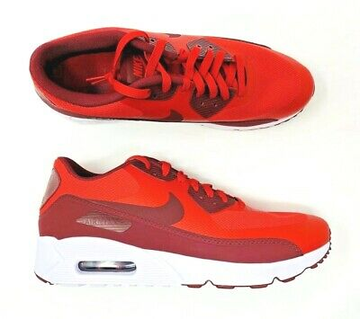 ce1fb1142e Nike Air Max 90 Ultra 2.0 Essential University Red White 875695-600 Men's  SZ 11