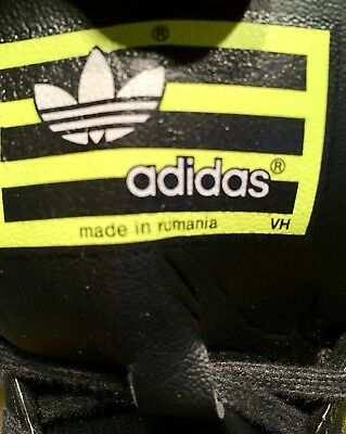 Rare Vintage Deadstock adidas Brisbane Made In Rumania Collectors Item 70s 80s