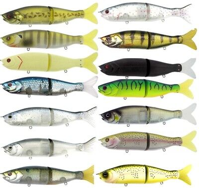"""River2Sea S-Waver 120S Hard Body Swimbait - Jointed - 4 3/4"""" - Select Colors"""
