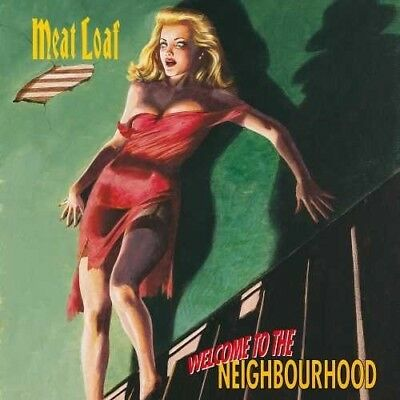 Welcome To The Neighbourhood - 2 DISC SET - Meat Loaf (2019, Vinyl NEUF)