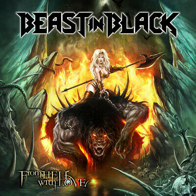 From Hell With Love - Beast In Black (2019, CD NEUF)