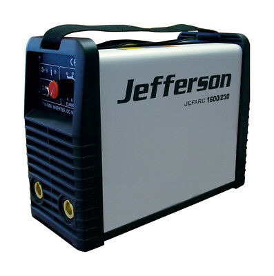Jefferson Jefarc1400M/230 140 Amp Inverter Arc Welder