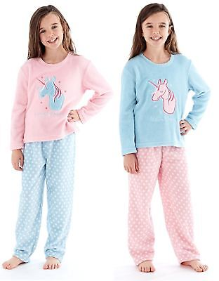 Selena Girl Soft Coral Fleece Pyjamas Various Styles