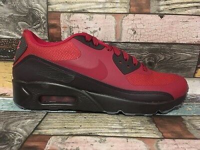 best sneakers 48e58 e730c Baskets Hommes  chaussures Nike Air Max 90 Ultra 2.0 Essential UK10 US11  EU45 Noble Rouge Port 875695 600