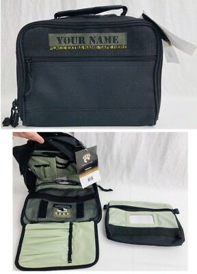 NEW Sandpiper Of California Black Bugout T-BAG Toiletry Bag S.O.C. EDC FREE  SH c8b29a9922