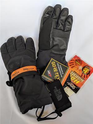 The North Face Montana Gore-Tex Waterproof Gloves Ski Rated Very Cold S/M/L Gray