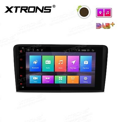 """8"""" Android 8.1 Octa-Core Car Stereo Smart Multimedia DVD GPS Player Audi / Seat"""