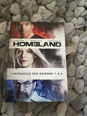 Homeland Saisons 1 à 3