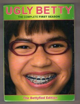 UGLY BETTY - THE COMPLETE FIRST SEASON 1 ONE new dvd AMERICA FERRERA ERIC MABIUS