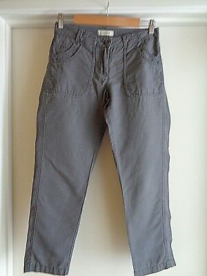 Country Road Cotton/Linen Casual Pants, Size 4