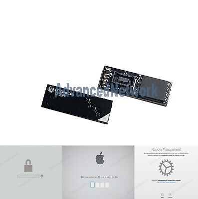 "BIOS EFI firmware chip A1706 Apple MacBook Pro 13/"" i5 2.9GHZ Late 2016 EMC 3071"