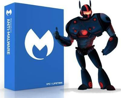 🔑 Malwarebytes Anti-Malware LIFETIME License Key | Windows | Fast Delivery|BEST