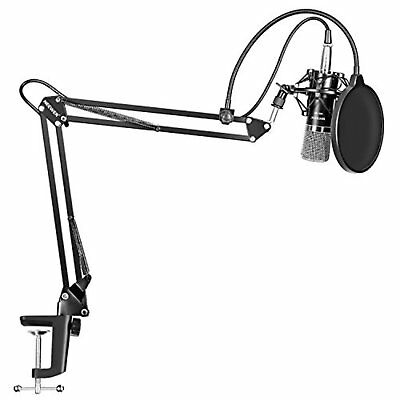 Neewer Nw-700 Professional Studio Broadcasting And Recording Condenser Mic F/S