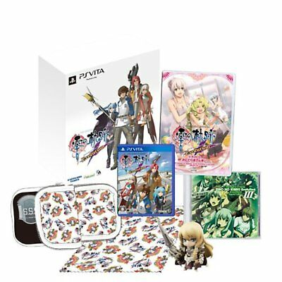 PSV The Legend Of Heroes Zero no Kiseki Evolution F/S w/Tracking# New from Japan