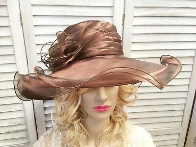 c6af76b8bca LADIES  JENDI  BROWN Hat