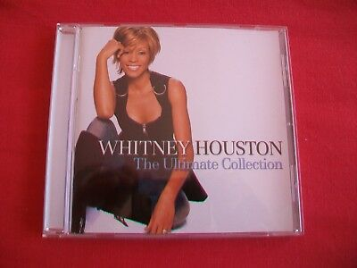 Whitney Houston - The Ultimate Collection - 18 Track Cd - Great Condition