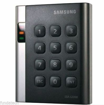 Samsung Ssa-S2000 Standalone Proximity & Pin Access Controller Keypad Cctv Proxy