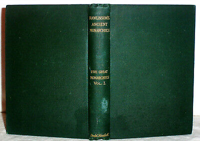 ca.1900 Ancient Near East History Chaldea Assyria 439 Illustrations Syria Iran