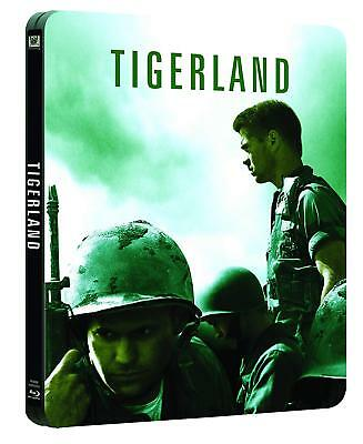 Tigerland - Limited Edition Steelbook [Blu-ray] [2001] New Sealed Colin Farrell