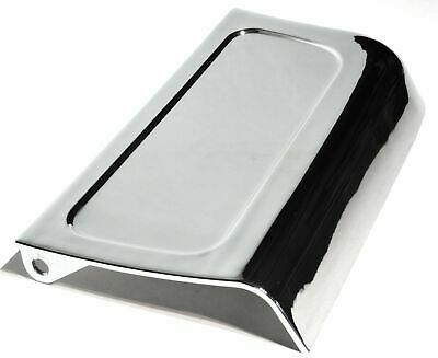 storage bin cover grooved chrome for Freightliner Century Coronado Columbia
