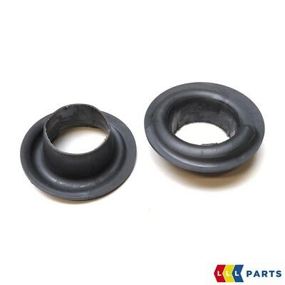 New Genuine Vw Transporter T4 1991-2004 Under Rear Spring Rubber Cap Base 2Pcs