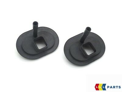 New Genuine Vw Transporter T4 1996-2004 Windscreen Spray Nozzle Grommet 2Pcs