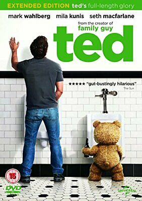 Ted (DVD 2012) Mark Wahlberg