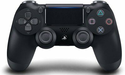 Sony DualShock 4 Wireless Controller Playstation 4 Jet Black (CUH-ZCT2U)