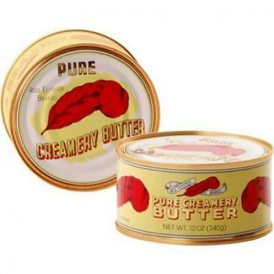 Red Feather Canned Butter A real butter from new Zealand 100% pure - 2 pack