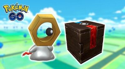 Pokemon Go - Meltan Mystery Box