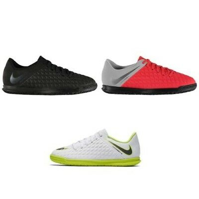 sale retailer e5e59 f51c6 Nike Hypervenom Phantom Club Indoor Football Trainers Juniors Soccer Shoes
