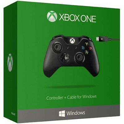 PC - official Xbox One Wired gamepad #2013 [Microsoft] for Windows boxed