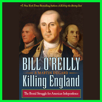Killing England by Bill O'Reilly and Martin (E-book) {PDF} ⚡Fast Delivery(10s)⚡