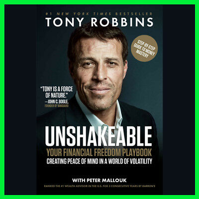 Unshakeable : Your Financial Freedom Playbook (E-book) {PDF}⚡Fast Delivery(10s)⚡