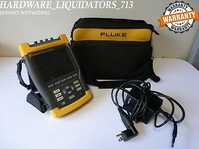 Fluke 434 Quality Analyzer Three Phrase ** ( FAST SHIPPING) **