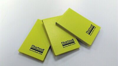 Chartwell 2206 Field Survey Book 2206 - 3 pack