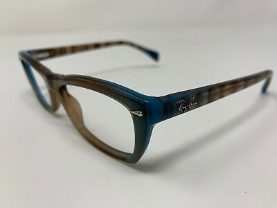 00d6198638 Ray Ban Eyeglass Frames RB5255-5490 Brown Crystal SIZE  51-16-135mm