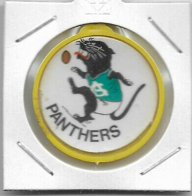 1970's Twisties South Australia Football Badge - South Adelaide Panthers