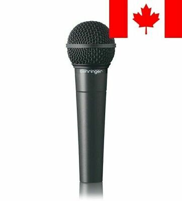 Behringer Xm8500 Dynamic Cardioid Microphone