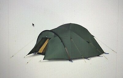 Terra Nova Expedition Hyperspace 3 Man 4 Season Gree Tent & TERRA NOVA 1 Man Tent - £73.00 | PicClick UK