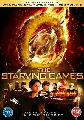 The Starving Games (DVD 2013) Signature Entertainment