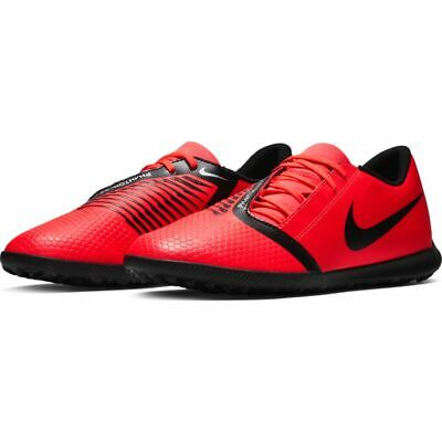 first rate 433e4 06784 Scarpe calcetto bimbo Nike JR PHANTOM VENOM CLUB TF AO0400-600 rosso-nero