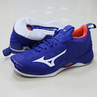 MIZUNO WAVE MOMENTUM Volleyball Shoe Mens Size Unisex Shoes Fits ... e4712e8cddc54