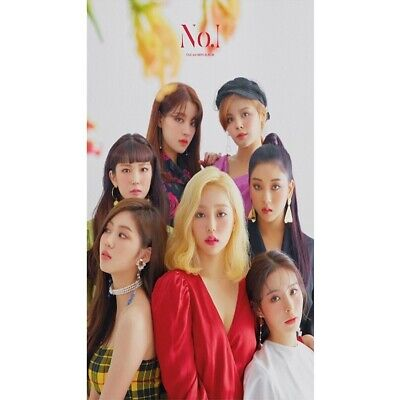 CLC-[NO.1] 8th Mini Album CD,Booklet,PhotoCard boma