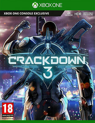Crackdown 3 (Xbox One)  BRAND NEW AND SEALED - IN STOCK - QUICK DISPATCH