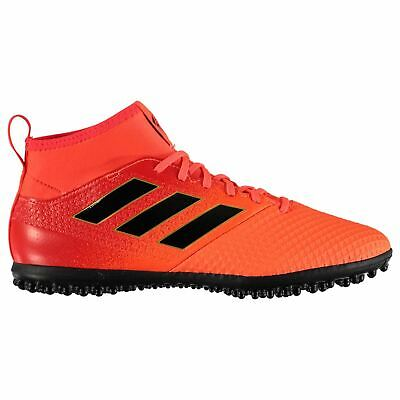 promo code 38bf6 159a1 ADIDAS ACE 17.3 Astro Turf Football Trainers Mens Orange/Black Soccer Shoes