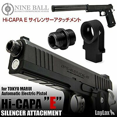 Front Kit 14mm CCW for Tokyo Marui GGB USP 155245 Laylax Nine Ball S.A.S