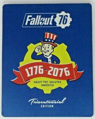 Fallout 76 - With Tricentennial Steelbook For Xbox One - Very Good - READ
