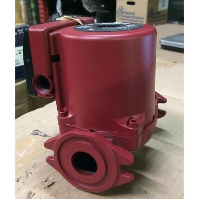 "Grundfos Ups26-99Fc 1/6 Hp ""up""cast Iron In-Line Non-Submerged Circulating Pump"